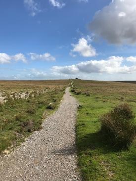 Wanderung zum Nun's Cross