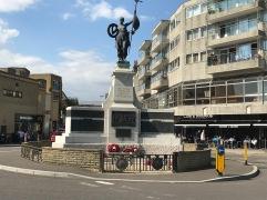 Kriegsdenkmal in Folkestone