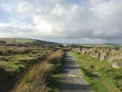 Wanderung im Dartmoor