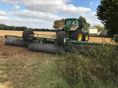 Landwirtschaft auf den Northdowns