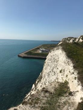 Samphire Hoe zwischen Dover und Folkstone