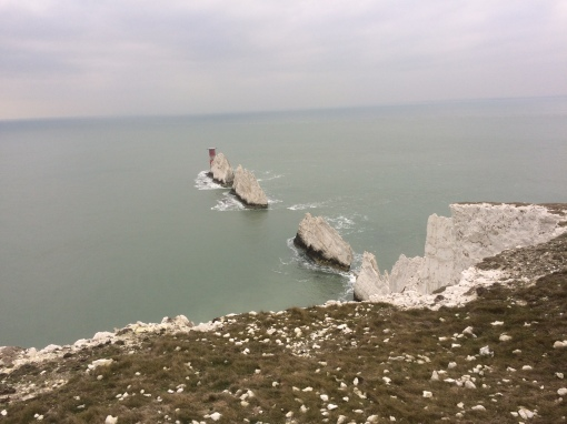 'The Needles' Isle of Wight