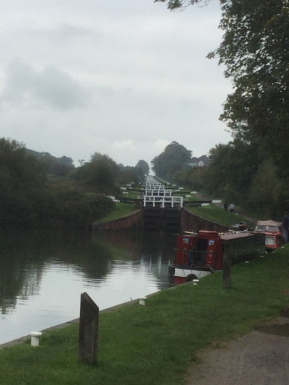 Kennett and Avon Kanal