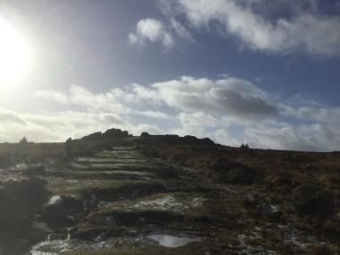 Bellever Tor, Dartmoor