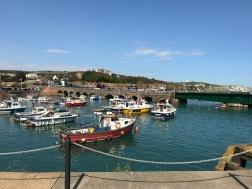 Folkstone Hafen